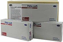 10x 100 St. Einmal-Handschuh Peha-soft® nitrile