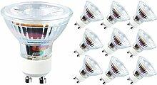 10x greenandco® CRI90+ LED Spot 4000K