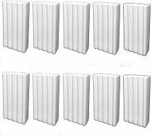10x Heizkörper Luftbefeuchter Keramik | Heizung