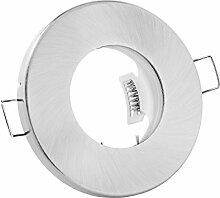 10x linovum® Feuchtraum Einbaustrahler Rahmen