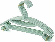 10X Toruiwa Kleiderbügel Kunststoff Kinderbügel