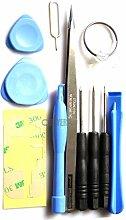 11in 1Reparatur Öffnung Pry Werkzeuge Schraubendreher Set Kit für iPhone 55S 6Plus iPod