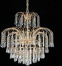 11-italux - Sydney Kristallleuchter