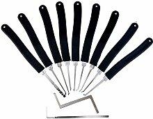 11 nützliche Dietrich-Werkzeuge,