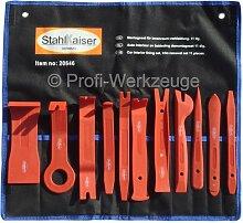 11-tlg. Zierleisten-Set Zierleisten Werkzeug Set