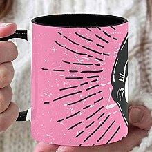11 Unzen süße Tasse Feminismus Slogan Schriftzug
