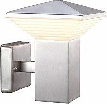 11 Watt Garten LED Außen Wand Leuchte Lampe