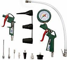 11Zubehör-Set für Luftkompressor MANOMETRO