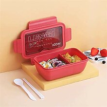 1100ml Mikrowelle Lunch Box mit Compartments