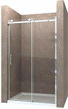 110cm Duschabtrennung Duschtür Nischentür