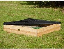 115 cm quadratischer Sandkasten Amy Step2