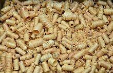 12,5kg Ingbertson Skandi-Flash - natürliche Ofenanzünder aus Holzwolle in Wachs getränkt # Grillanzünder Wachs Kaminanzünder Holzanzünder Zündwolle Anzünder für Ofen / Kamin
