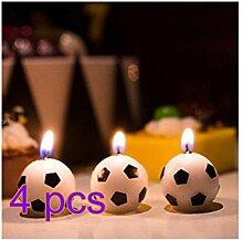 12Fußball Kerzen Fußball Geburtstag Party