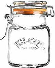 12 Kilner 70 ml mit Bügelverschluss luftdicht