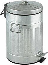 12 L Mülleimer Epping mit Fußpedal LoftDesigns