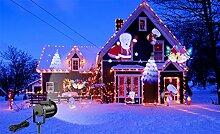 12 Muster Weihnachten Laser Schneeflocke