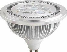 12 W GU10 QPAR111 LED Leuchtmittel Neutralweiß