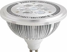 12 W GU10 QPAR111 LED Leuchtmittel Warmweiß 3000
