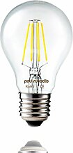 12x Russel Paul Vintage Stil Edison Schraube LED