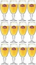 12 x Stella Artois Gläser 33cl Kelchglas Home