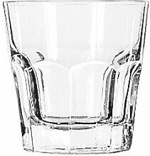 12 x Wasserglas, Trinkglas, Glas, transparent, 20