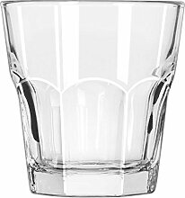 12 x Wasserglas, Trinkglas, Glas, transparent, 26
