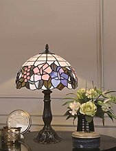 12-Zoll-europäischen einfachen Stil Glasmalerei