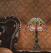 12-Zoll-europäischen Vintage-Stil Glasmalerei