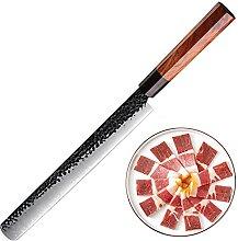 12 Zoll Lachs Slicer Messer 3 Schicht 9CR18MOV