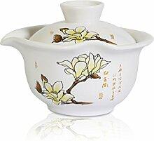 120ml Gongfu Tee Porzellan Keramik Chinesische