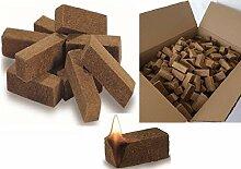 1200 Grillanzünder Holz Kaminanzünder