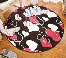 120cm Schlafzimmer Bett rutschfester Teppich Waschen ( Farbe : # 1 )
