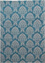 120x170 Teppich Ballerina 910 Türkis von Kayoom