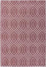 120x170 Teppich Bellevie Exclusive 110 Rosa von