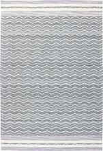 120x170 Teppich Mirage 110 Violett / Grau von