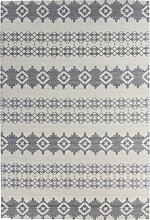 120x170 Teppich Mirage 410 Grau / Elfenbein von