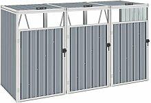 121 x 213 cm Mülltonnenbox Diez
