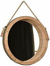 123564 Amerikanischer Alter Spiegel Elegantes
