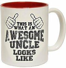 123t Mugs - Keramikbecher mit Slogan THIS IS WHAT