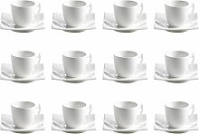 12er Set Espressotasse mit Untertasse MOTION H.