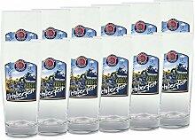 12er Set Paulaner Bierglas - 0,5 Liter Biergläser