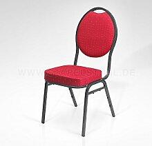 12er Set Stühle Stuhl Stapelstühle Bankettstühle Seminarstuhl bistrostuhl Konferenzstühle gastronomiesbedarf