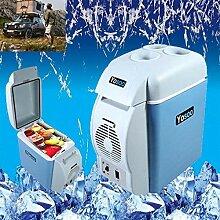 12V 7,5L Auto Mini Kühlschrank Kühlbox Kühler