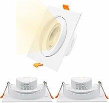 12W LED Groß Einbaustrahler Einbauleuchten Spots