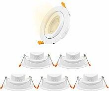 12W LED Groß Spots Strahler Decke Lampen