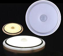 12W Sensor LED Wandleuchten Bewegungssensor