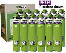 12x Illbruck FM220 Montageschaum/ Bauschaum