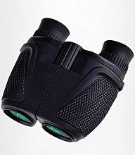 12X25 Teleskop High - Definition Hochleistungs - Militärkonzert Fernglas Mit Brille Gläser Nachtsicht,Tragbare wasserdichte für Outdoor-Jagd, Camping und Live-Konzert, sowohl Erwachsene als auch Kinder