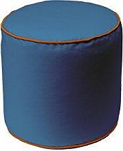 13Casa Sitzsack modernes blau