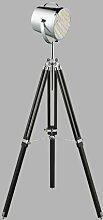 130 cm Tripod-Stehlampe Beauregard Williston Forge